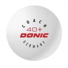 DONIC COACH  40+ boite de 6